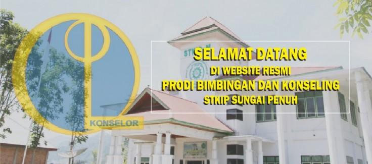 Selamat Datang di website resmi Prodi Bimbingan dan Konseling STKIP Muhammadiyah Sungai Penuh